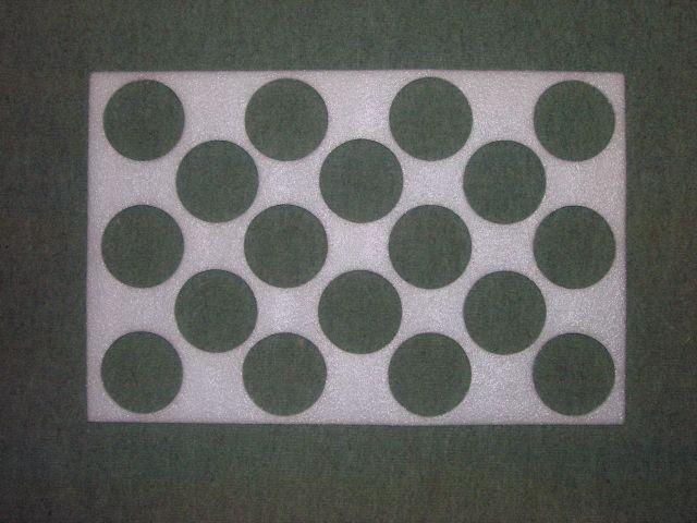 Proložky a dílce pro přepravu výrobků 7