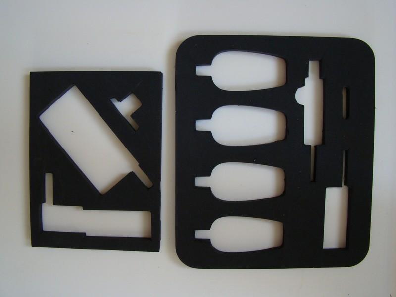 Proložky a dílce pro přepravu výrobků